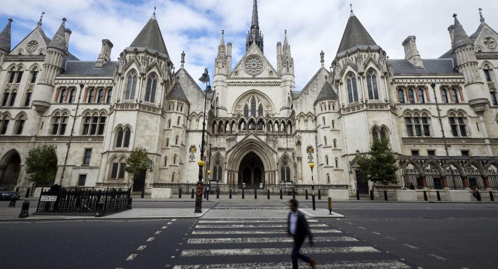 Vrchní soud Londýna