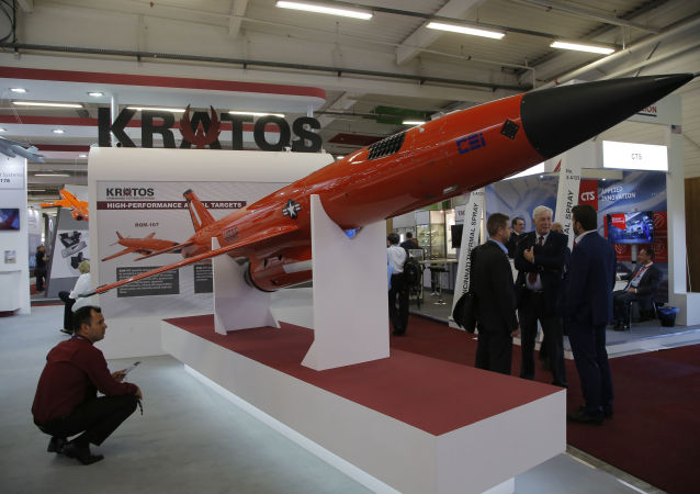 Americká společnost Kratos Defense & Security Solutions představila na mezinárodní letecké přehlídce v Le Bourget v Paříži vysokorychlostní bezpilotní letoun XQ-222 Valkyrie