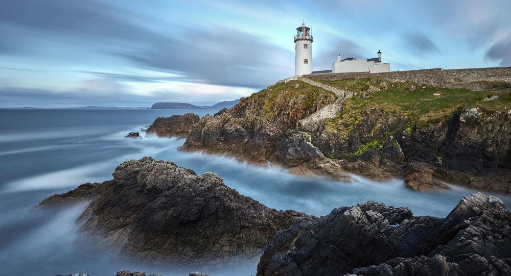 Irsko. Ilustrační foto