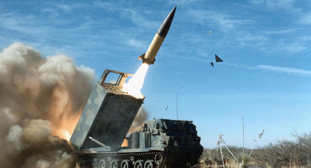 Vystřelení rakety. Ilustrační foto