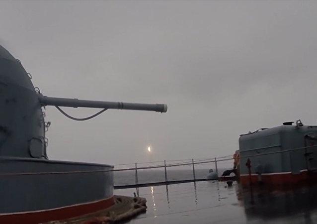 Bulava v akci: jak proběhlo odpálení balistické rakety