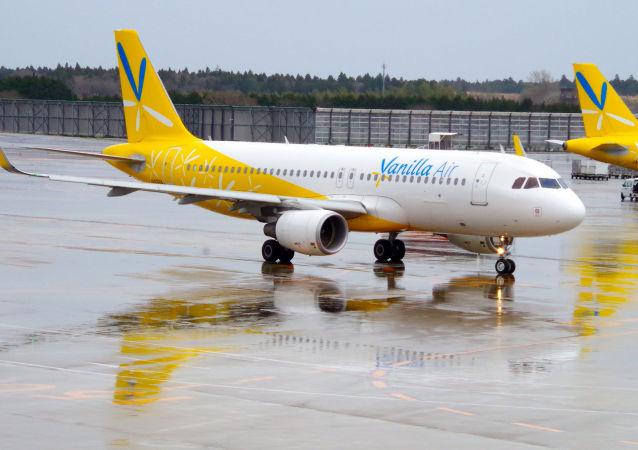 Japonská letecká společnost Vanilla air