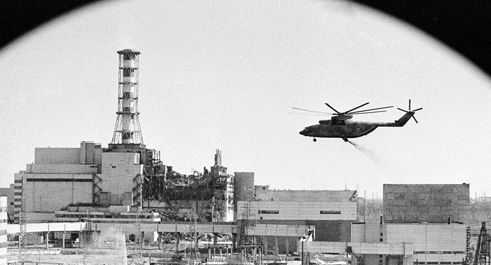 Po havárii na Černobylské atomové elektrárně