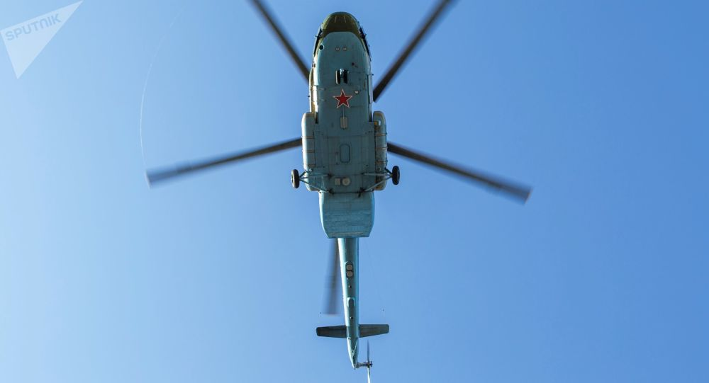 Vrtulník Mi-8MT