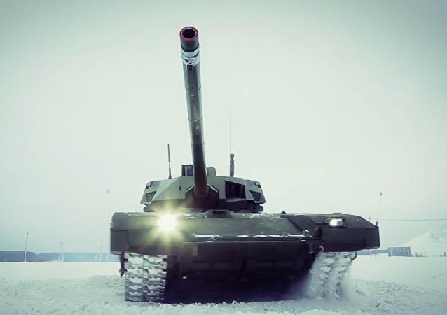 T-14: Ruský tank, který změnil svět zbraní