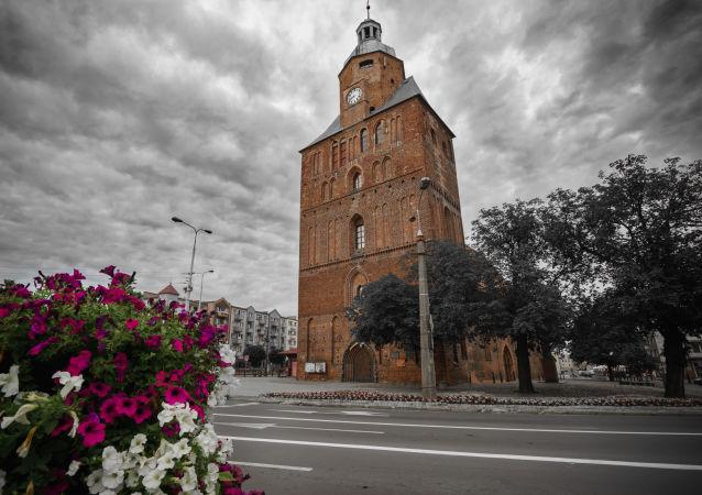 Starodávná katedrála v polském Velkopolském Hořově