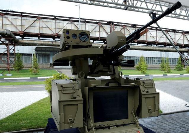Automatizovaný bojový modu lKalašnikov