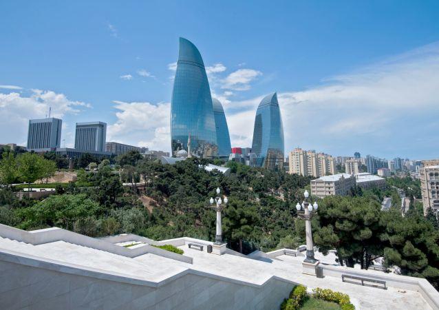 Baku, Ázerbájdžán