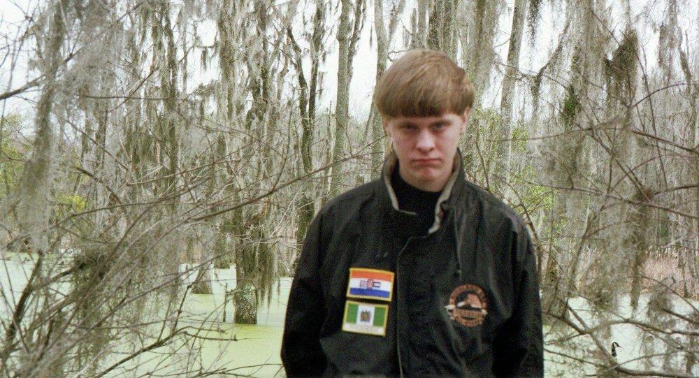 Podezřelý ze střelby v Charlestonu Dylann Roof