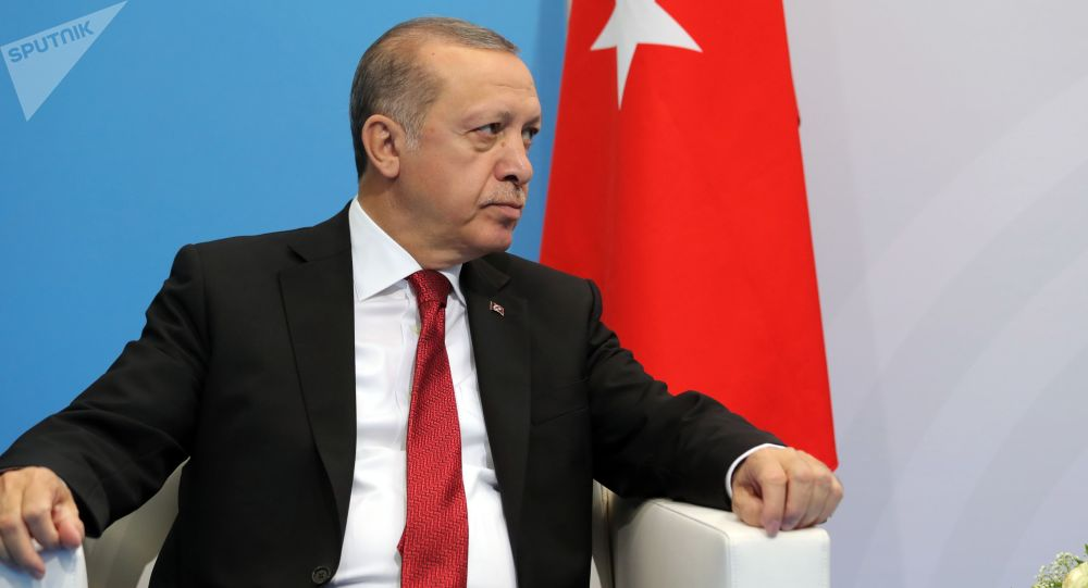 Turecký prezident Tayyip Erdogan