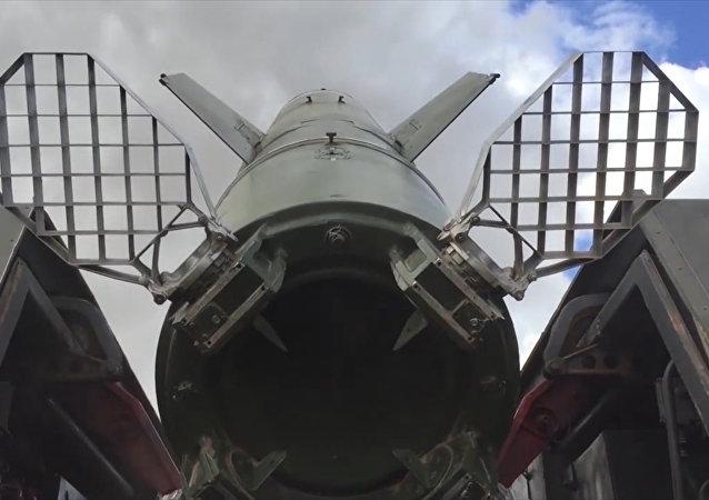 Praktické střelby z taktického raketového systému Točka-U