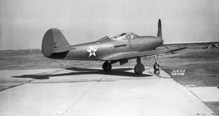 Stíhačka Bell P-39 Airacobra