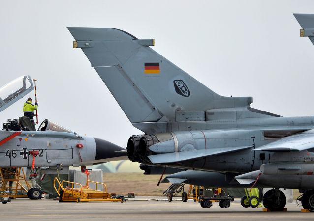 Německé letouny Tornado