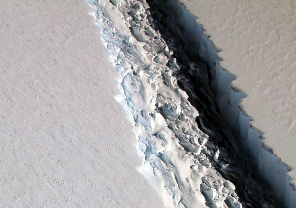 Tající Antarktida