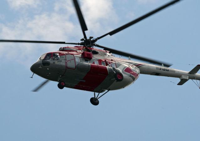 Vrtulník Mi-171 E