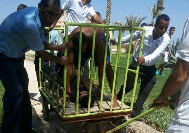 Masakr v Hurghadě