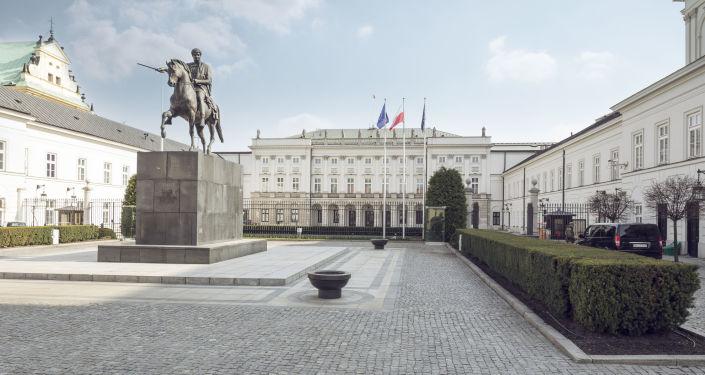 Prezidentský palác ve Varšavě