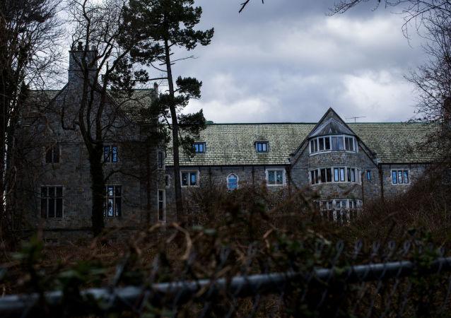 Dům Killenworth, který je diplomatickým majetkem RF v USA
