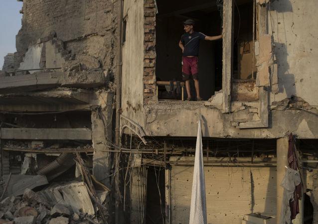 Mosul. Ilustrační foto