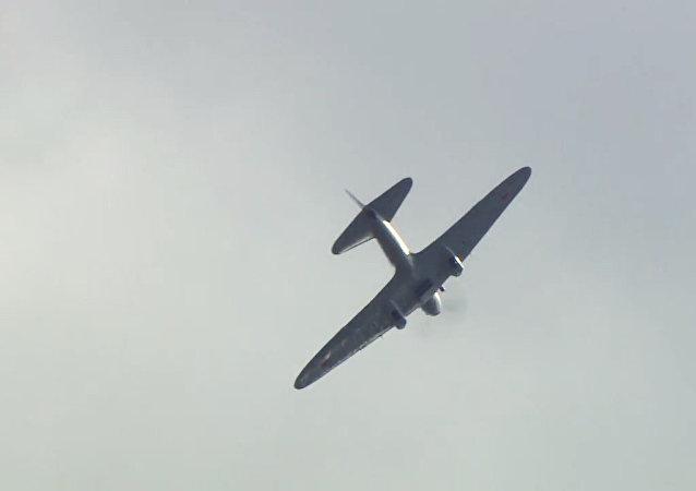 Opět na nebi: Il-2 ležel na dnu jezera 72 let