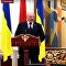 Ředitel Pohraniční služby Ukrajiny omdlel při vystoupení Lukašenka