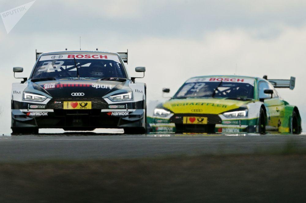 Ruská etapa závodů série DTM