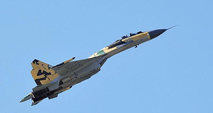 Víceúčelová stíhačka Su-35