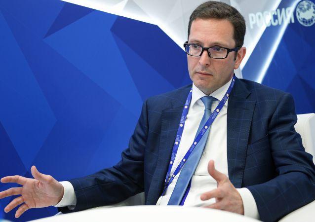 Předseda vedení německé Wintershall Mario Mehren