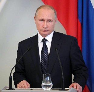 Vladimir Putin ve Finsku