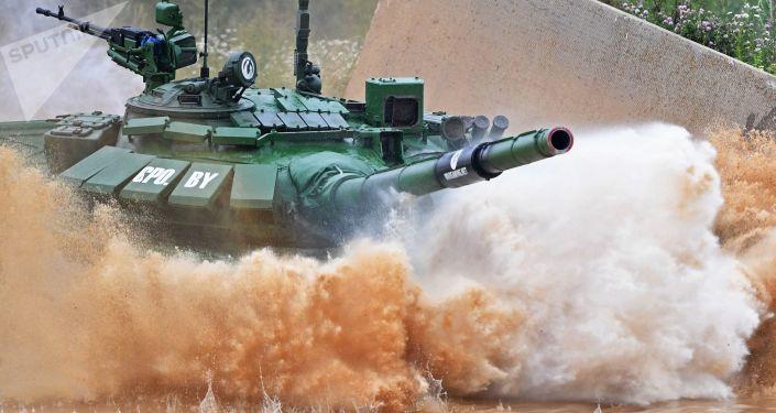 Mezinárodní armádní hry