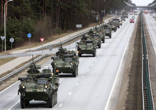 Americké obrněné vozy Stryker
