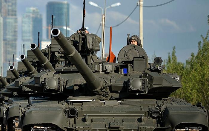 T-90 MS. Nový život létajícího tanku