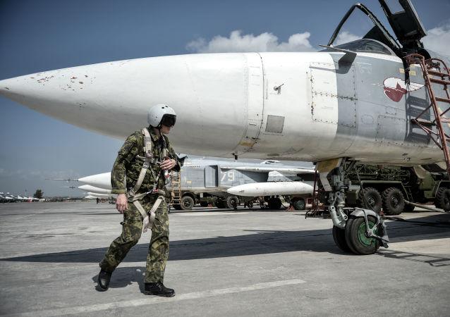 Pilot Su-24