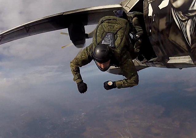 V Rusku se oslavuje Den vzdušných výsadkových vojsk