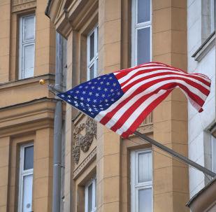 Americké velvyslanectví v Moskvě