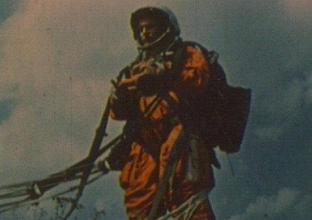Videochronika: druhý člověk v kosmu, German Titov