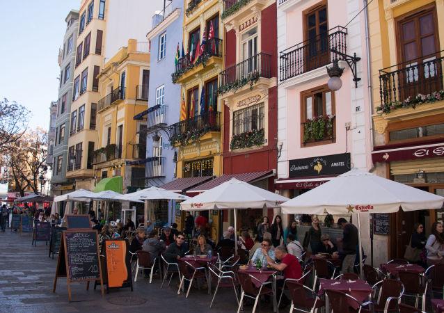 Valencia, Španělsko