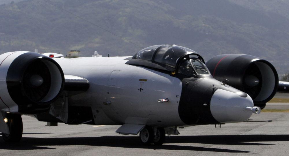 Bombardér WB-57F