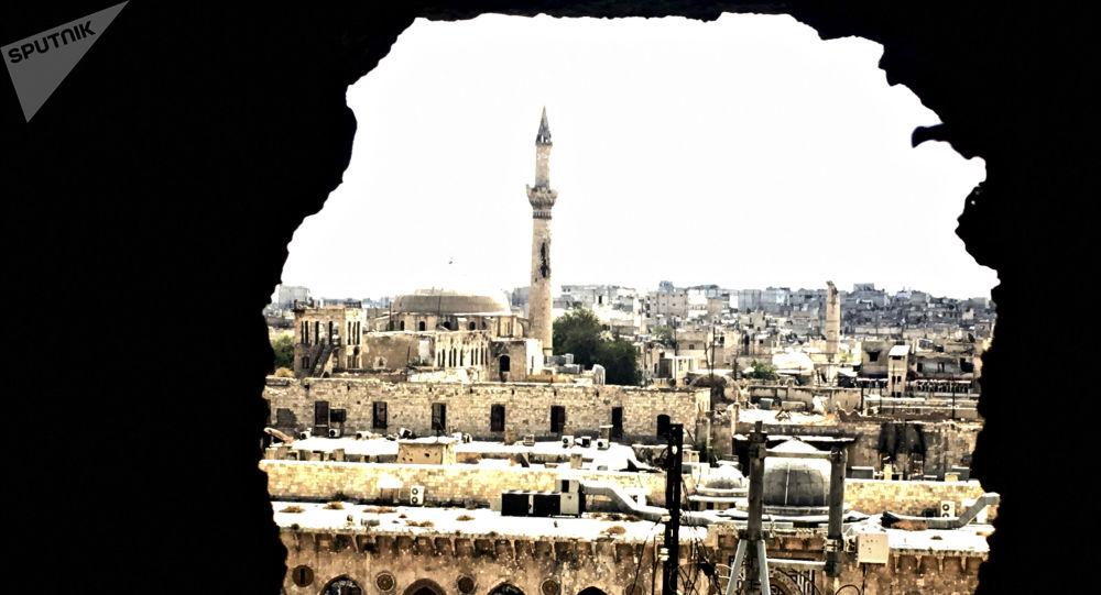 Staré okresy Aleppa