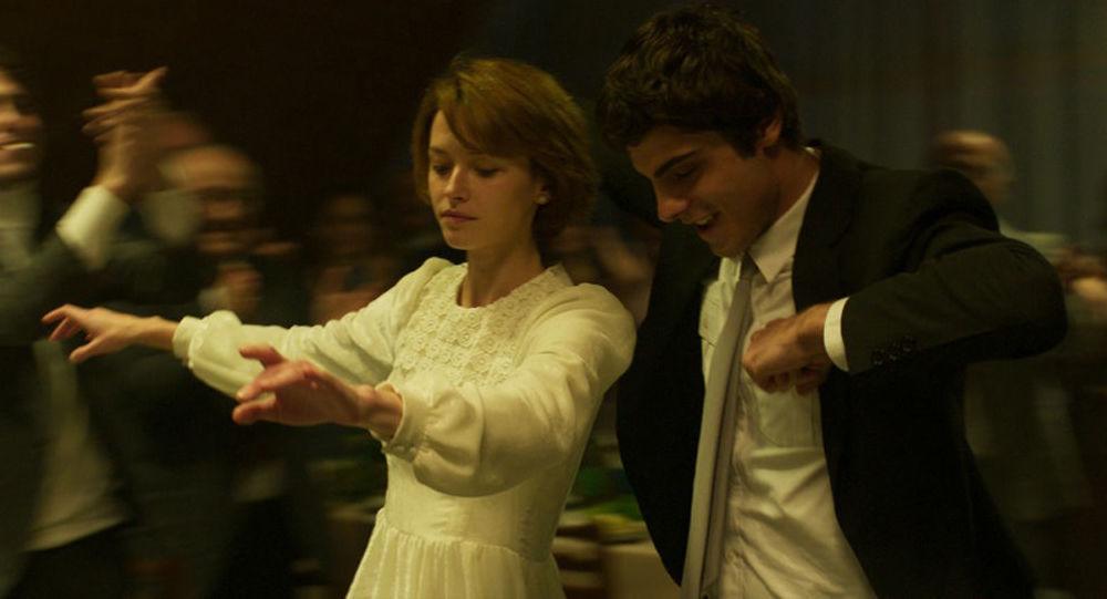 Záběr z filmu Rukojmí