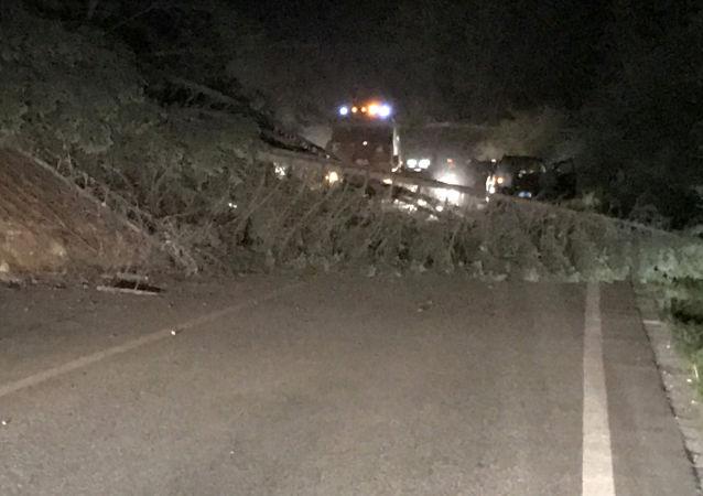 Zemětřesení v provincii S'-čchuan