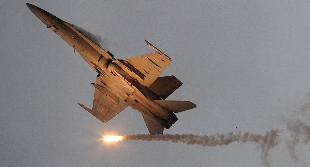 Stíhací letoun F/A-18