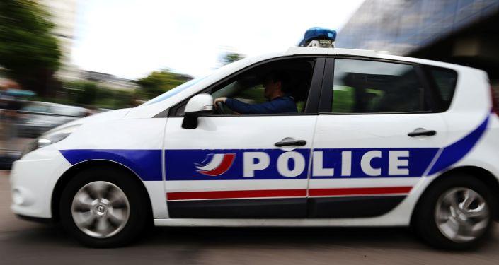 Francouzská policie. Archivní foto