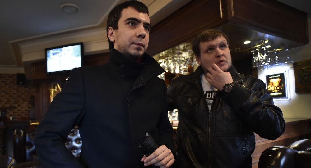 Ruští prankeři Vladimir Kuzněcov a Alexej Stoljarov