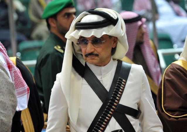 Saúdský princ Al-Valíd bin Talál