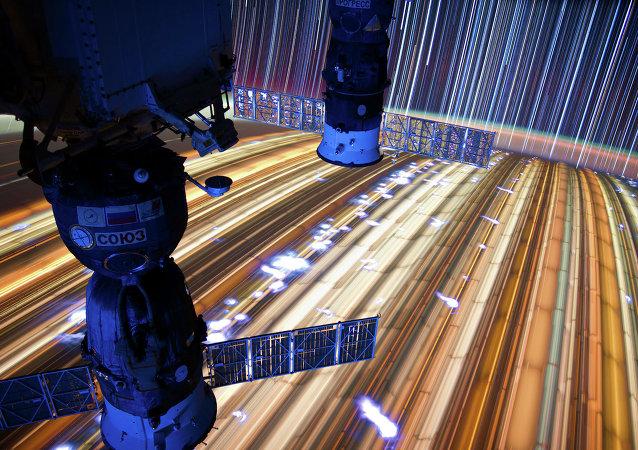Mezinárodní vesmírné stanice (ISS)