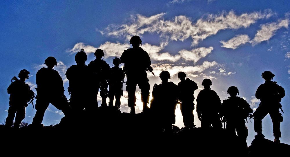 Američtí vojáci