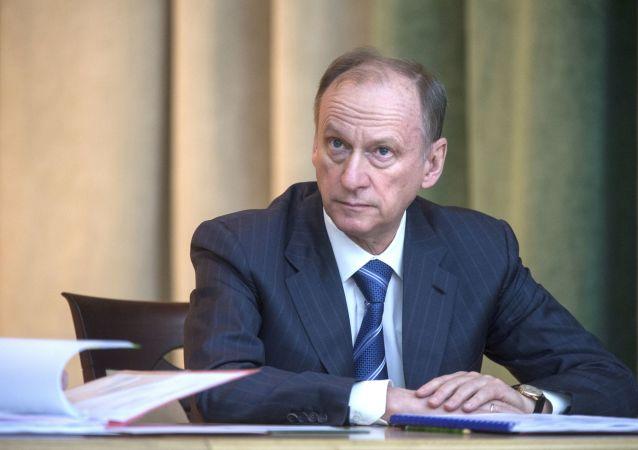 Tajemník ruské bezpečnostní rady Nikolaj Patrušev