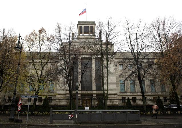 Ruská ambasáda v Berlíně