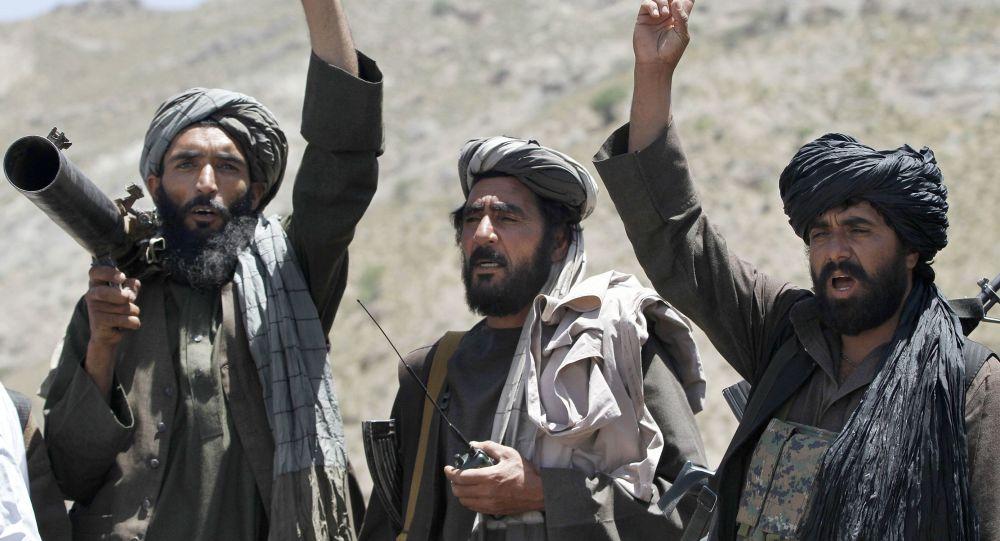 Členové hnutí Tálibán